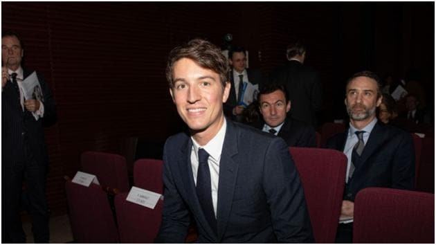 Tiffany Role Puts Billionaire Arnault's Son in Luxury Big League(Bloomberg)
