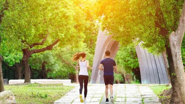 Going for walks can solve many health problems(Shutterstock)