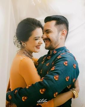 Aditya Narayan married his longtime girlfriend Shweta Agarwal last month.
