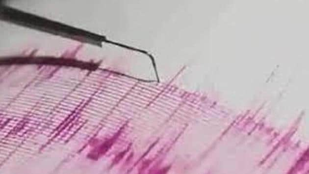 The hilly districts of Uttarakhand often report earthquakes, mostly low intensity. (HT Photo)