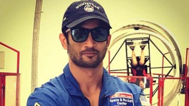 Sushant Singh Rajput was to play an astronaut in Chanda Mama Door Ke.
