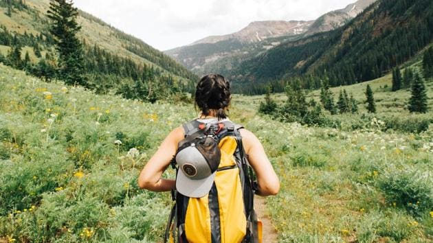 Previous academic studies have indicated how being outdoors, particularly in green spaces, can improve mental health.(Unsplash)