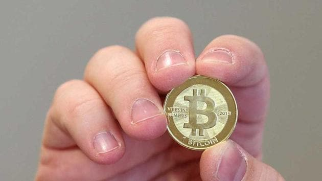 The price of bitcoin was $40,380 at roughly 1820 GMT, having jumped 10.4 percent during the trading session.