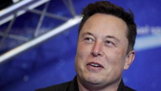 SpaceX owner and Tesla CEO Elon Musk.(AP)