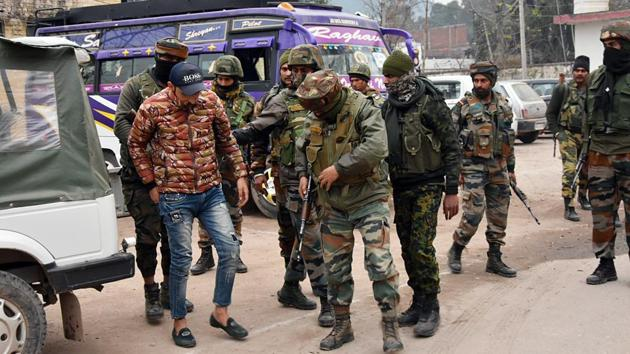 """""""As many as 33 vehicles have been introduced across the Jammu region,"""" informed Kulbeer Singh, SSP Police Control Room, Jammu.(ANI (Representative Image))"""