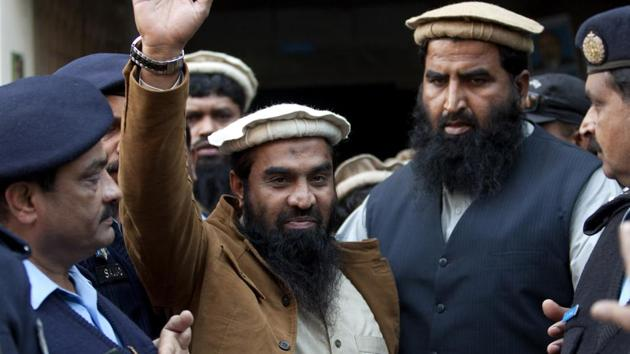 Zaki-ur-Rehman Lakhvi is considered the mastermind of the Mumbai terror attacks in 2008.(AP File Photo)