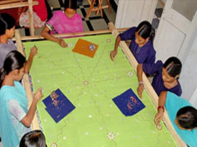 In colourful Kutch, women lead the way
