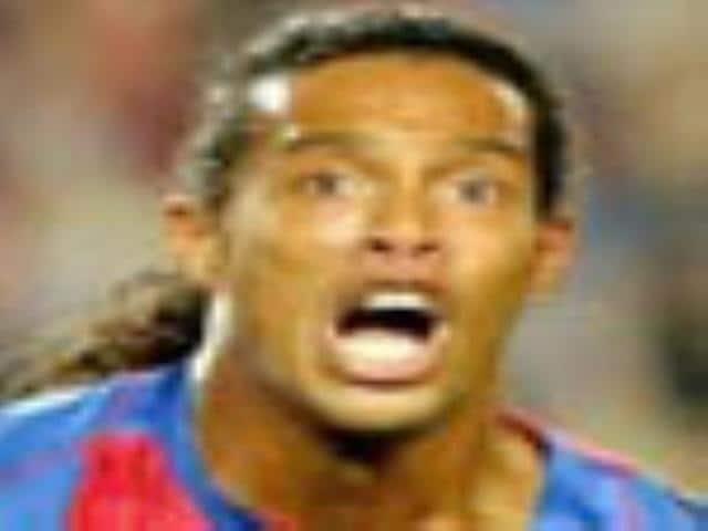 I'm no 'super hero': Ronaldinho