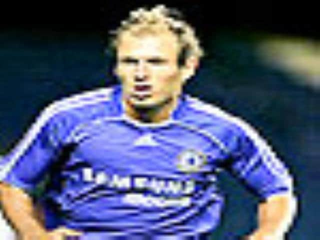Real Madrid keen on Chelsea's Robben