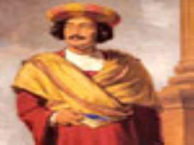Bristol,Rammohan Roy,Lord mayor Alastair Watson