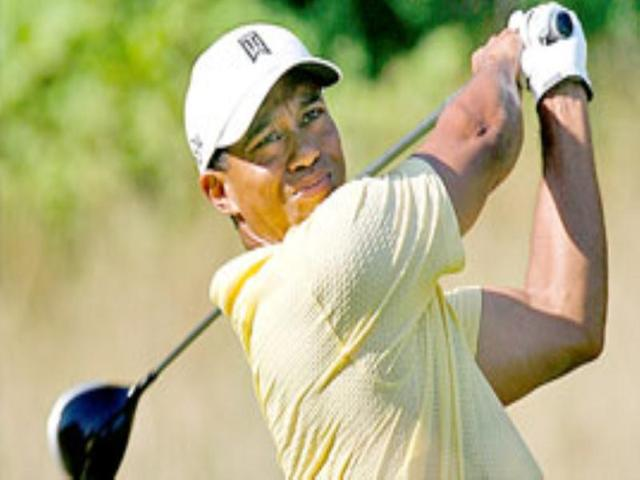 Tiger Woods to play golf with Obama