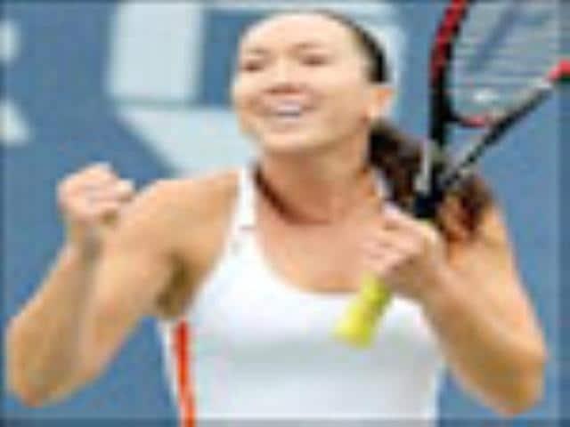 Jankovic beats Sharapova in DFS Classic final
