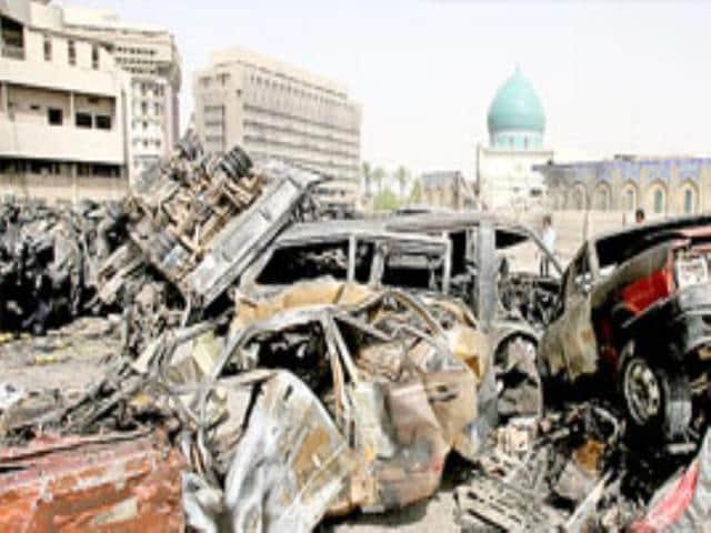 Iraq,western iraq,iraq attacks