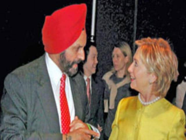 Hillary Clinton,bark Obama,Indian Americans