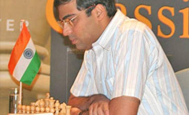 Anand draws with Kramnik