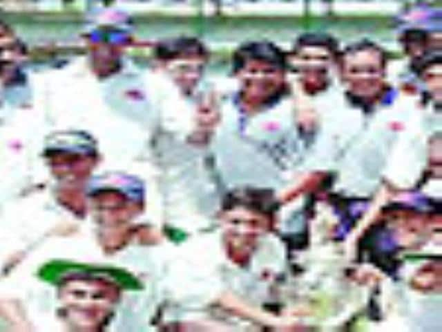 Rest of India lifts Irani Trophy