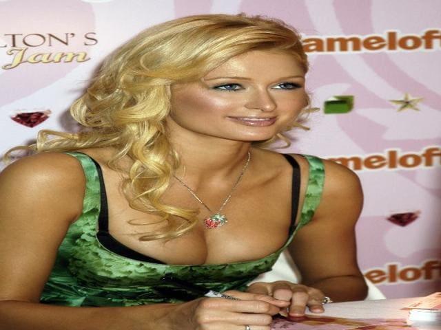 Paris Hilton,Hallmark,The Simple Life