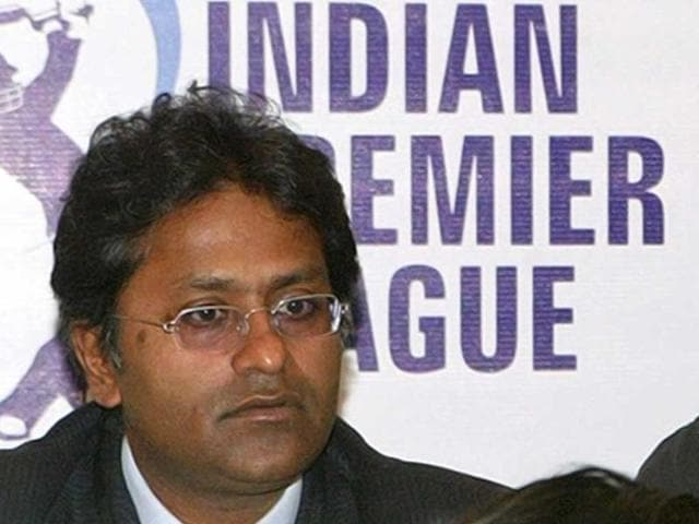 page reply,BCCI's show-cause notice,suspended IPL Commissioner Lalit Modi