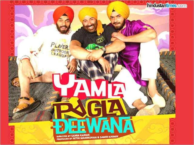 Deols set to create Apne magic with Yamla Pagla...