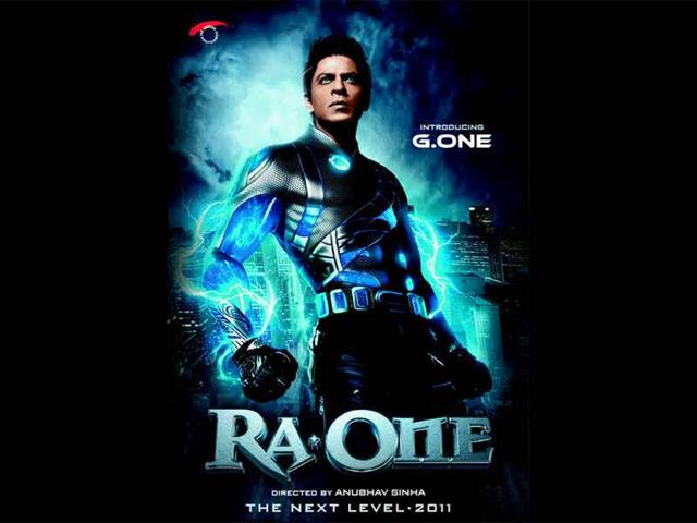 Ra.One's high-definition trailer out