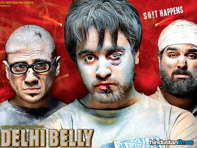 Delhi Belly,Bhaag DK Bose,Dolly Bindra