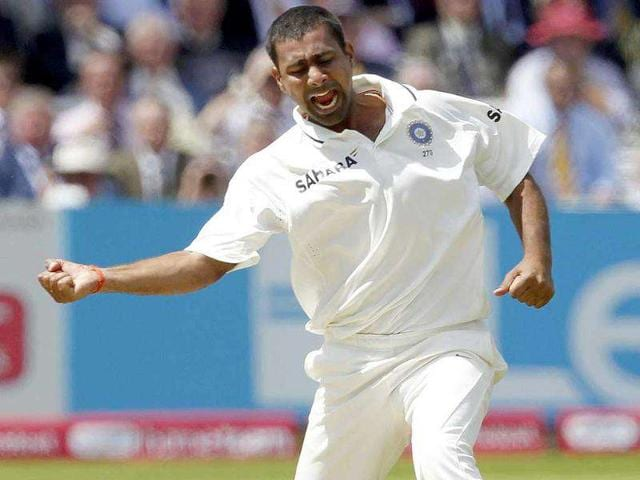 Praveen-Kumar-appeals-for-the-wicket-of-England-s-Jonathan-Trott-but-is-unsuccessful-during-Day-4-of-the-first-Test-match-at-Lord-s-in-London