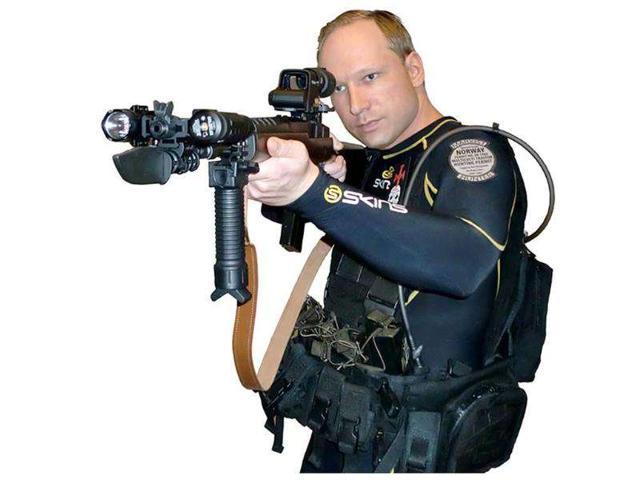 Moscow,Norwegian killer,Anders Behring Breivik