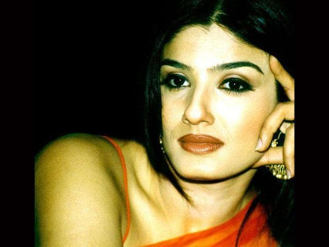 Raveena-Tandon-played-an-ambitious-politician-in-Satta-and-got-appreciation-for-her-role