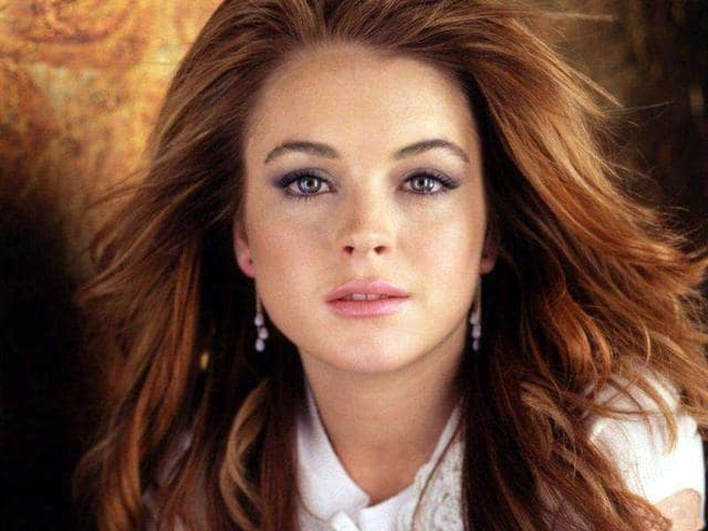 Lindsay Lohan,keen,Betty For Centre