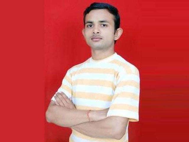 Govind Tiwari,twitter,Allahabad University