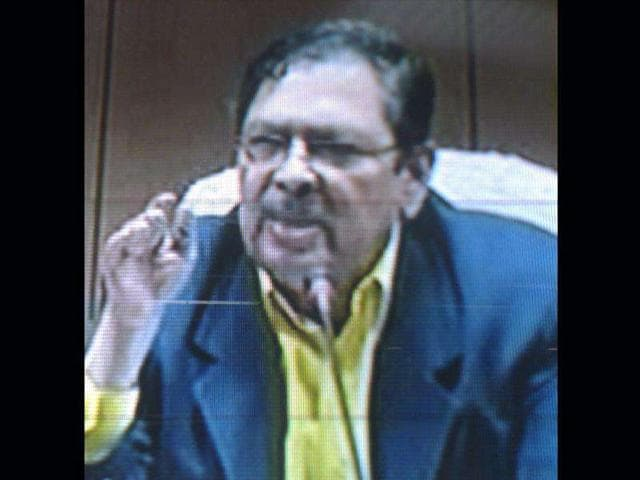 Santosh Hegde,anti-graft political outfit,Lokayukta