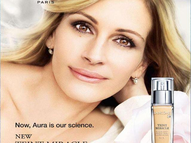 Julia Roberts' retouched L'Oreal ad banned