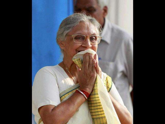 Shiela Dikshit,Narendra Modi,Gujarat government
