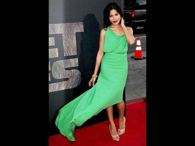 Dev Patel and I are not married: Freida Pinto