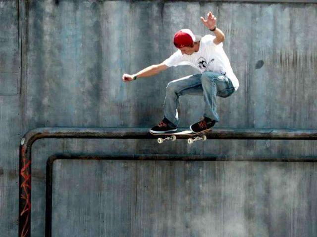 Skateboarding,Urban sports,South Delhi