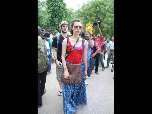 Hindustan Times,Slutwalk,Besharmi Morcha
