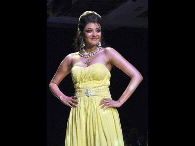 Actress-Kajal-Aggarwal