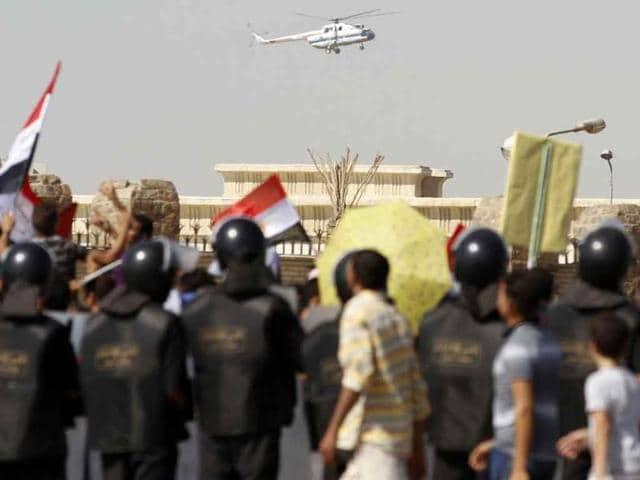Egypt's volatile North Sinai,Islamist militants