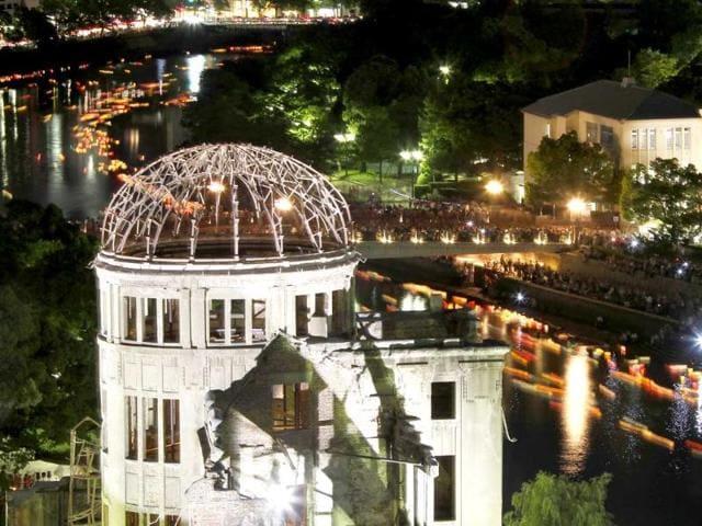 Hiroshima,Japan,island