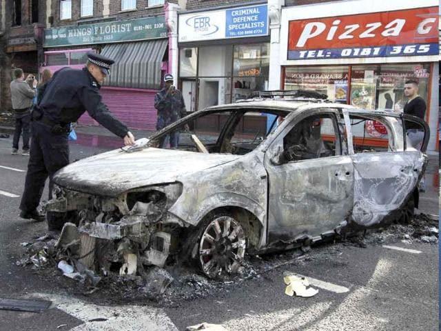 David Cameron,london riots,birmingham
