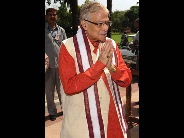 Fresh PAC report, Joshi biased, says Congress