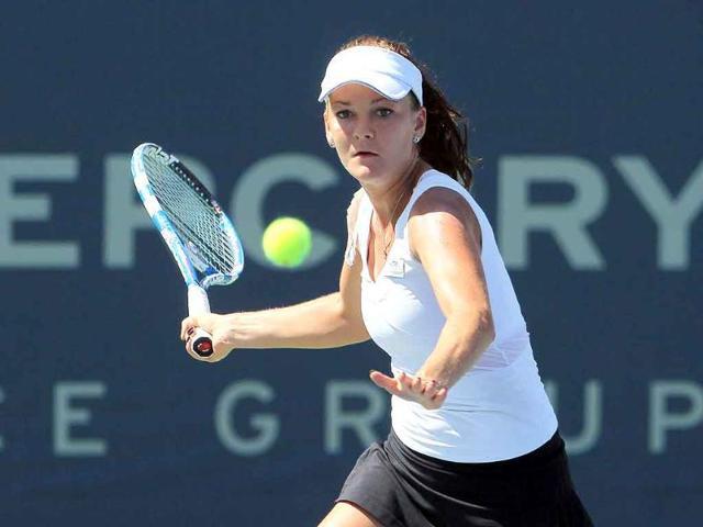 Radwanska wins San Diego crown