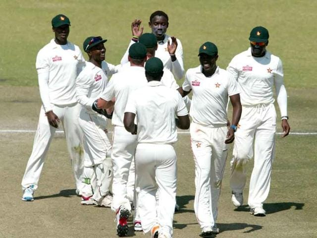 Zimbabwe,pakistan team,Harare Sports Club