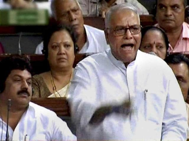BJP,Yashwant Sinha,hindustan times