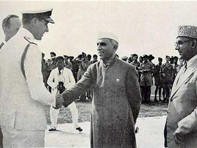 Jawaharlal Nehru,1962 war,World War II