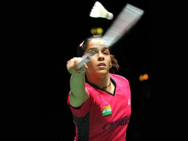 London,Saina Nehwal,World Badminton Championship