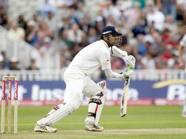 indiavseng2011,Rahul Dravid,Oval test