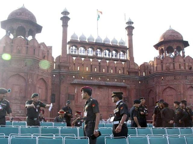 Independance day,Delhi police,security