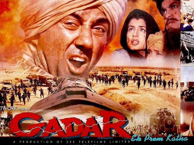 Set-in-the-time-of-partition-Gadar-Ek-Prem-Katha-starred-Sunny-Deol-Amisha-Patel-and-Amrish-Puri