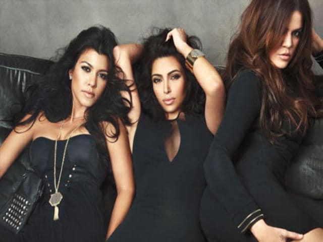 Kardashian sisters,Kim,Kourtney